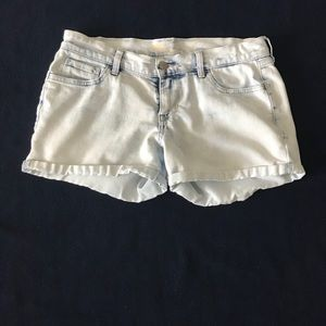 Old Navy Jean shorts. Size 4.